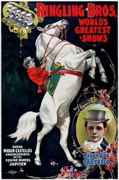 Vintage Circus Poster 1899 Ringling Bros Circus greatest show on earth Carnival Poster Child& Game Room Fine Art Print home wall decor by VintageImageryX Poster Art, Retro Poster, Kunst Poster, Poster Prints, Old Circus, Circus Show, Circus Art, Dark Circus, Ringling Brothers Circus