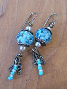 Swallowtail Jewellery: I think it's time for Bead Soup!