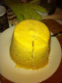 Cuscus di terra..  Cuscus from Cape Verde ... Soo deliciousssss!!!
