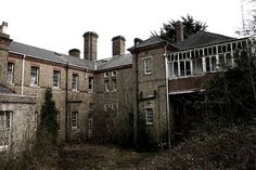 Cane Hill Asylum | Abandoned Britain - Photographing Ruins