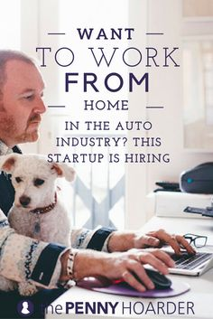 Want to work in the auto repair industry, minus the grease? This startup is hiring work-from-home jobs. Here's how to apply... @thepennyhoarder