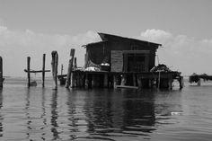 Casoni da pesca Pellestrina - photo by Laura Ribano