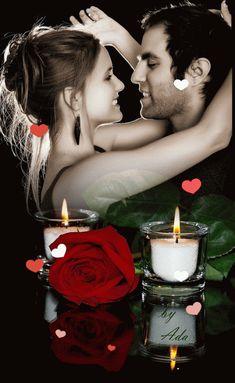 😍 in Love. Love Couple, Couples In Love, Romantic Couples, Romantic Gif, Love Images, Love Pictures, Beautiful Pictures, Bing Images, Romantic Pictures