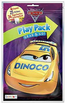 Partytoyz Inc. - Cars 3 Party Grab N Go Play Pack Favors Style 3 (1 pack), $1.00 (http://www.partytoyz.com/cars-3-party-grab-n-go-play-pack-favors-style-3-1-pack/)
