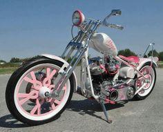 Motorcycle in Honor of Breast Cancer Breast Cancer Support, Breast Cancer Survivor, Breast Cancer Awareness, Harley Bikes, Harley Davidson Bikes, Harley Motorcycles, Vespa, Pink Motorcycle, Motorcycle Design