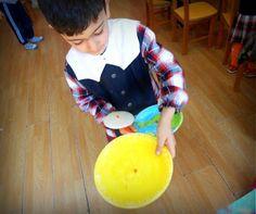 Güneş ,Dünya ve Ay-Okul öncesi eğitim : MİNİ GÜNCE