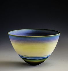 Peter Lane - ceramics - Here Comes the Sun