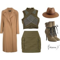 """""""Untitled #1383"""" by breannamules on Polyvore"""