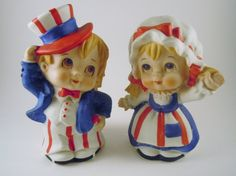 SOME OF ETSY'S RED, WHITE, AND BLUE....Gratitude Teasury by Pat Peters on Etsy