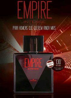 Perfume Empire Intense Sinta-se poderoso o dia todo!!!