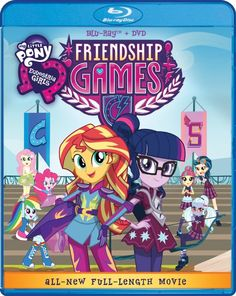 My Little Pony: Equestria Girls Friendship Games | #MLP #MyLittlePony #Giveaway  ends 10/14/15