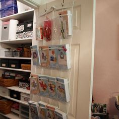 Closet Craft Room Design, Pictures, Remodel, Decor and Ideas