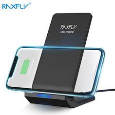Hoco Drahtlose Ladegerät Für Iphone X Xr Xs 8 Qi Wireless Charging Pad Für Samsung S9 S8 Plus Xiao Mi Mi 9 Usb Handy Ladegerät Handy-zubehör Handys & Telekommunikation