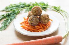 carrot cake engery balls