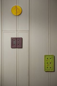 Buttons wardrobe