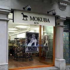Mokuba. Tenda de cintes. c/ Córcega 220