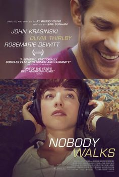 September 18 - Nobody Walks #365MoviesIn365Days