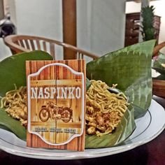 Delicious bali traditional food in Bandung