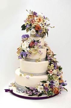 Ron Ben-Israel | Wedding Cakes, Celebration Cakes, Designer Cakes, New York, Special Events