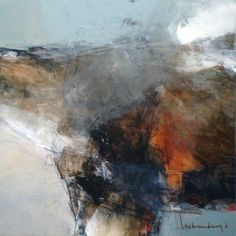 By L.K. Bing. My favorite contemporary abstract painter!!!!