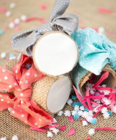 DIY New Year's Eve Confetti Poppers by @joannstores | Create your own confetti popper for New Year's Eve decorations