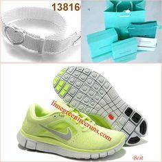 Cheap Nike Free Run 3 Womens liquid lime Love Tiffany CO Bracelet(2013tiffany.com)