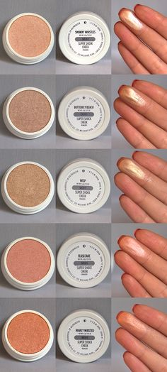 Lately, I have been all about that highlighter life! I am so happy that Colourpop Cosmetics came out with this highlighters for summer! I could not make up my m. Kiss Makeup, Love Makeup, Makeup Inspo, Makeup Inspiration, Beauty Makeup, Sleek Makeup, Makeup Set, Colourpop Highlighter, Colourpop Cosmetics