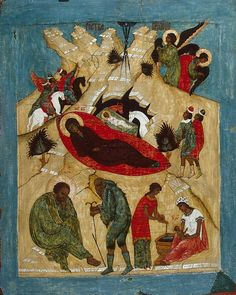 Painting, Tempera on panel and gilding, 56x44.5 cm. Origin: Russia, 16th century. Personage: Christ. Source of entry: Purchasing Commission of the Experts of the State Hermitage Museum, 1955. School: Moscow. Theme: The Bible and Christianity. Exibition: Culture of Muscovite Russia: 15th - 17th centuries.