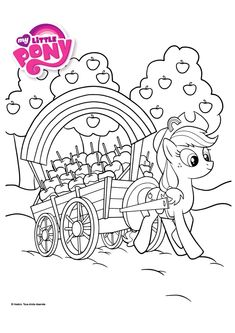 Pinkie Pie | My Little Pony Coloring Pages | Pinterest ...
