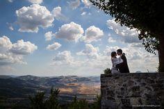 Love up in the clouds - wedding photography www.dariopichiniwedding.com