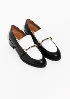 & Other Stories | Metal Embellishment Loafers