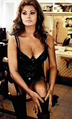 Image result for Sophia Loren No Top