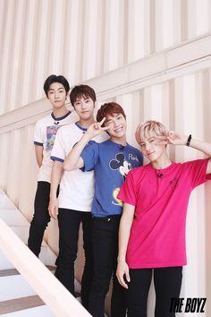 The Boyz - Kevin Jacob Haknyeon Eric Wallpaper K Pop, Fandom, Asian Men Long Hair, Kim Young, Bae, Hyun Jae, Light Of My Life, Flower Boys, Kpop Boy