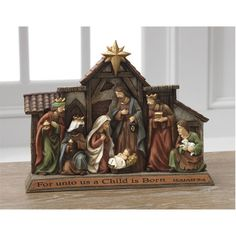 Part of our Shop collection Christmas Nativity, Christmas Time, Nativity Scenes, O Holy Night, Holy Family, Christmas Decorations, Holiday Decor, Reyes, Renaissance
