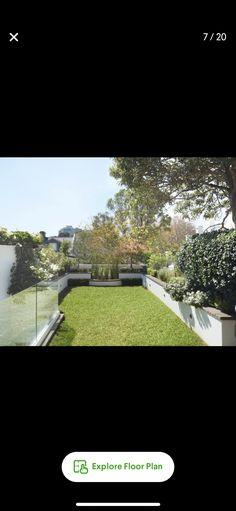 Back Gardens, Sidewalk, Floor Plans, Flooring, Explore, How To Plan, Side Walkway, Walkway, Wood Flooring