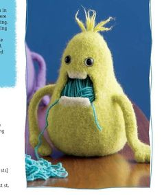#ClippedOnIssuu desde Beastly crochet 23 critters to wear and love: