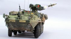 M1134 Stryker Anti-Tank Guided Missile Vehicle (USA)