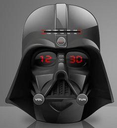 Alarm clock. OMG!!!!! I want this!!