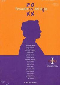 Pensadoras del siglo XX / Amelia Valcárcel, Rosalía Romero [eds.]