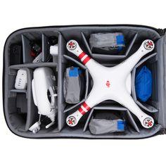 Airport Helipak™ for DJI Phantom  --- really good for a profoto or alien bee lighting bag