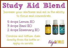 To order your essential oils:  https://www.youngliving.com/signup/?isoCountryCode=US&sponsorid=1483174&enrollerid=1483174 Young Living Essential Oils: Alert, Focus & Concentrate to Study