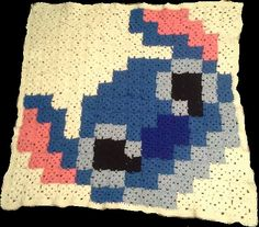 Hey, I found this really awesome Etsy listing at https://www.etsy.com/listing/216892116/lilo-stitch-baby-blanket