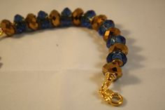 PITT PANTHERS  & WVU Colors European Bead style by NURSESCREATIONS, $18.00