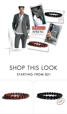 """""""Modern Men"""" by zenstore ❤ liked on Polyvore featuring modern, men's fashion and menswear"""