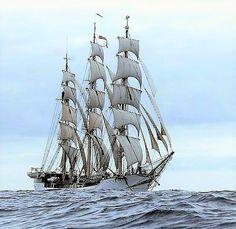 """""""Prince Eric"""" Tall Ship"""