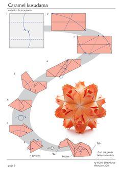 ORIGAMI FLOWERS PDF HAYASHI HIROMI
