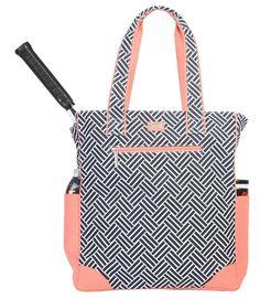 6895726af304 Nicole's Tennis offers the latest Ame & Lulu Ladies Tennis Tote Bags in  Nantasket color