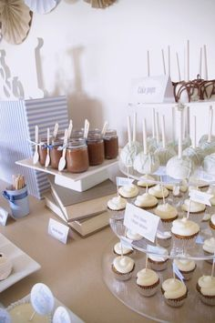 "Photo 1 of 12: Peter Rabbit / Baptism ""Twin boys Christening dessert table"""