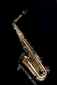Kenny G E-Series IV Alto Saxophone Lacquer Body, Neck & Keys Saxophones Features Include: Great intonation Excellent response through the entire saxophone Outstanding tone color (Great Sound). Hand En