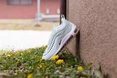 73d3357f6c Cheap AO2326-300 Nike Air Max 97 Ultra Barely Green White Black Brown Womens  Shoes For Sale | NIKE AIR MAX 97 | Pinterest | Air max 97, Air max and  Cheap ...